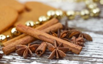 5 SUPER SPICES FOR HEALTHY HOLIDAY BAKING