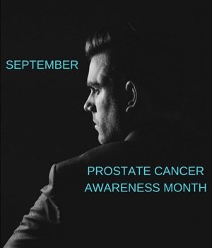 Prostate Cancer Month